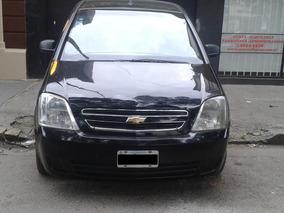 Chevrolet Meriva 2009 Gnc -$ 65000 Anticipo Y Cuotas-