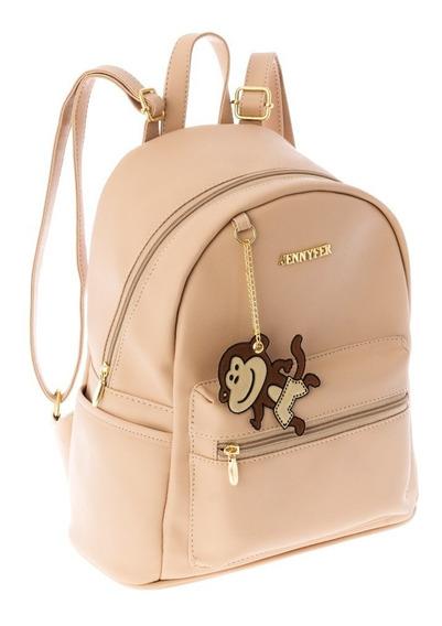 Mochilas Bolsa Backpack Para Dama Jennyfer Envio Gratis 8698