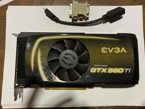 Placa Geforce Gtx560ti