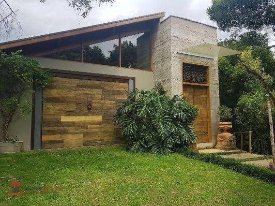 Casa Residencial À Venda, Patrimônio Do Carmo, São Roque. - Ca0216