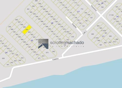 Imagen 1 de 1 de Terreno En Venta Santa Monica -ref:1588