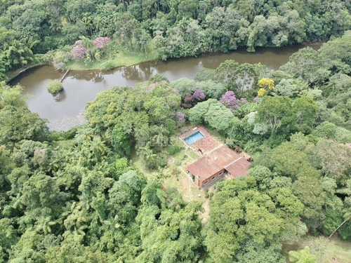 Maravilhosa Chácara Localizada A Menos De Uma Hora De Sao Paulo, Km 36 Da Raposo Tavares - Ch0258