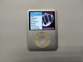 iPod Nano 3a. Geração - 4gb - Sem Fone