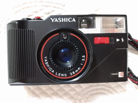 Antiga Máquina Fotográfica Yashica Mf-3 Super