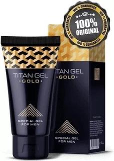 1 Unidad De Titan Gel Gold Original Ruso