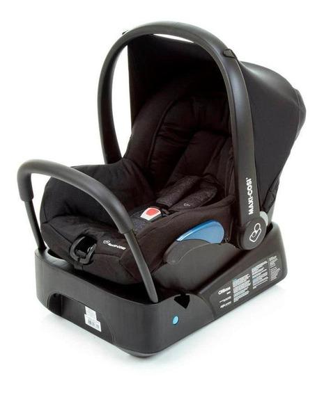 Bebê Conforto Citi Com Base Nomad Black 0 A 13kg - Maxi Cosi