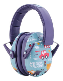 Snug Kids Earmuffs - Protetor Auricular P/ Criança Ou Adulto