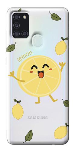 Funda Estuche Forro Lemon Xiaomi Nokia Asus