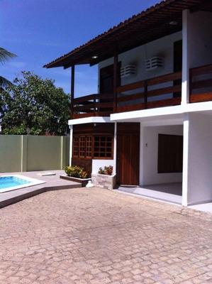 Casa Na Barra De São Miguel (cód. 5089)