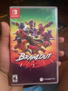Juego Switch Brawlout
