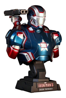 Iron Patriot Iron Man Hot Toys