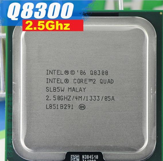 Processador Core 2 Quad Q8300 2.5 Ghz 4m Cache 1333 Mhz
