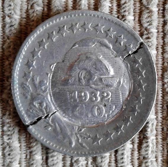 Revolução 1932 Constitucionalista Ouro Moeda 1933 Rrr 3