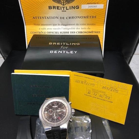Relógio Breitling For Bentley Gmt