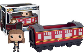 Funko Pop! Rides Harry Potter - Hermione 22 Hogwarts Express