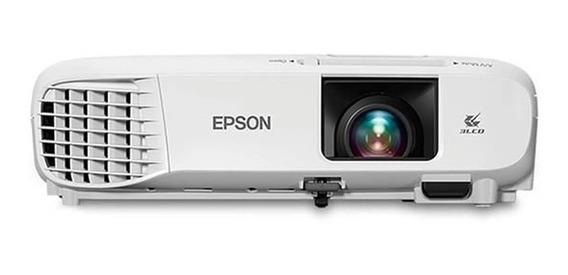 Projetor Epson Powerlite X39 3500 Lumens Nacional Emitimosnf