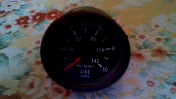 Manómetro Presión Aire Vdo Germany Medidor