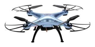 Drone Syma X5HW con cámara HD blue