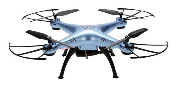 Drone Syma X5HW con câmera HD Blue