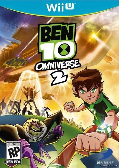 Ben 10 Omniverse 2 - Wiiu