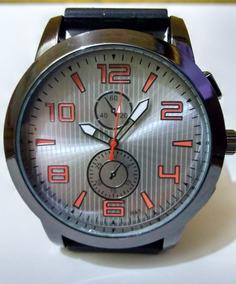 Relógio Masculino Esportivo Pulseira De Silicone