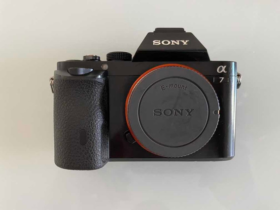 Sony A7 Câmera