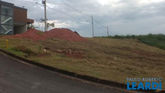 Terreno Em Condomínio - Condomínio Arujá Verdes Lagos - Sp - 477004