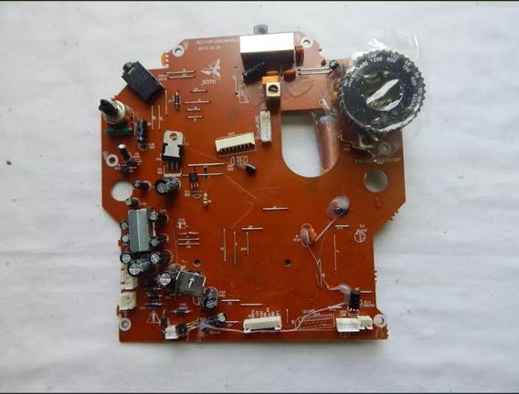 Placa Principal Radio Lenoxx Bd-124 (bc112b-um3-main-2111)