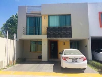 ¡¡¡solares Residencial, Zapopan!!! Preciosa Casa En Renta