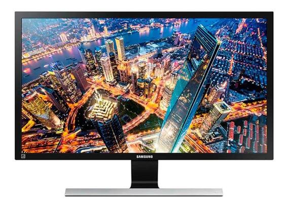 Monitor 4k Samsung 28 Polegadas U28e590 Preto