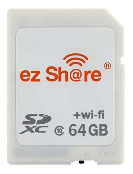 Cartão Wifi Ezshare Ez Share 64 Gb Similar Toshiba Flashair