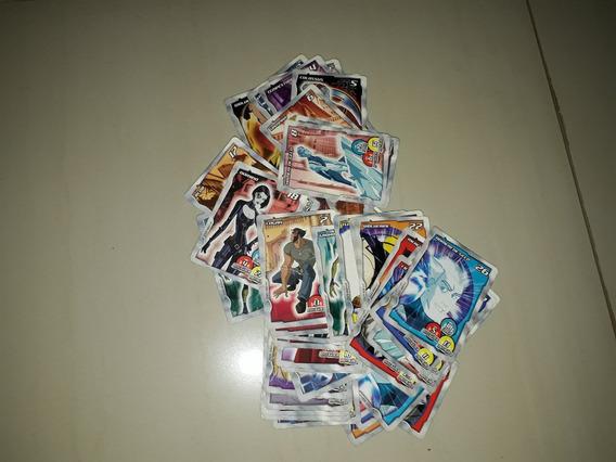 53 Figurinhas De Chips Do Wolverine