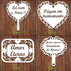 2 Placas Casamento Lá Vem A Noiva Personalizada 28 Modelos