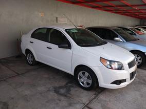Chevrolet Aveo 1.6 Ls Aa Radio Nuevo Mt Aire/ac.