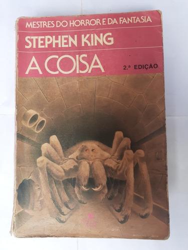 A Coisa 2a Edição Vol.1 - Stephen King