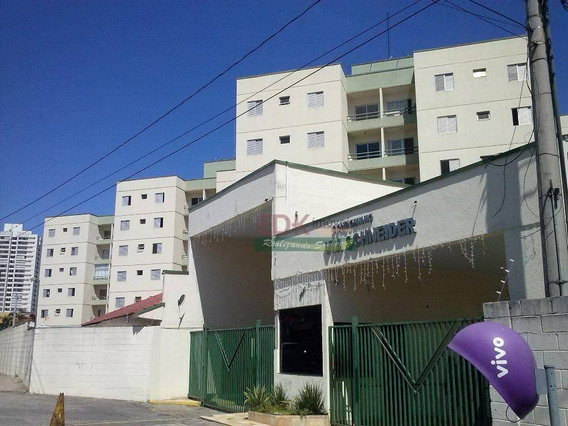 Apartamento Residencial À Venda, Parque Senhor Do Bonfim, Taubaté. - Ap1990