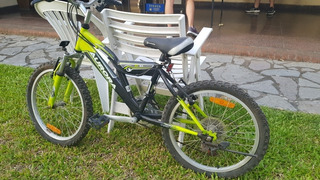 Bicicleta Aurora Rodado 20