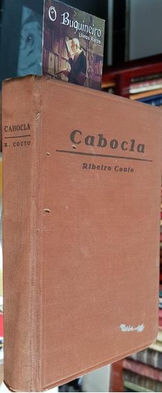 Cabocla - Ribeiro Couto - 1ª Edição
