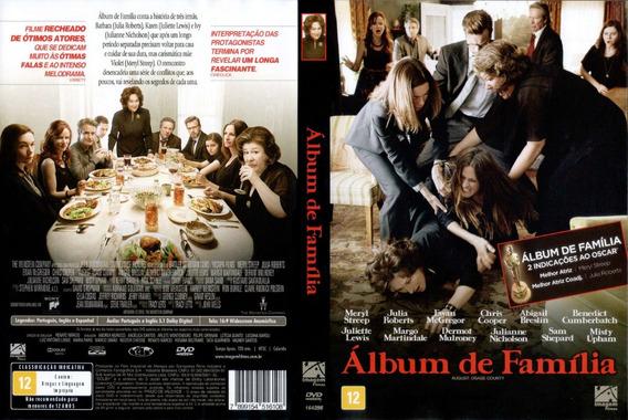 Dvd Álbum De Família - Juliette Lewis - Frete: R$ 10,00