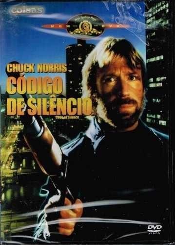 Filme Código Do Silêncio (1985) + Outro De Brinde | Mercado Livre