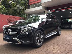Mercedes-benz Classe Glc 4matic 2018 Preta Gasolina