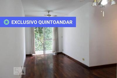 Apartamento No 3º Andar Com 2 Dormitórios E 1 Garagem - Id: 892907083 - 207083