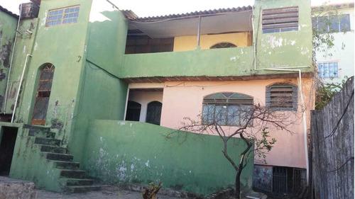 Imagem 1 de 14 de Lote 360 M² C/ Duas Casas, Um Barracão 2 Lojas, Um Apto