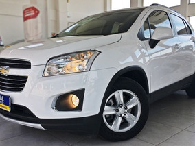 Chevrolet Tracker Lt 1.8 2016 Branco Flex
