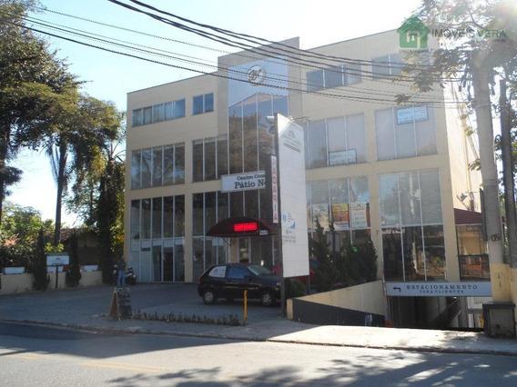 Sala Comercial Para Locação, Cotia. - Sa0038