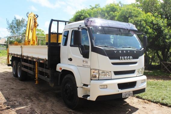 Caminhão Iveco/vertis 130v19 Munck Phd 35
