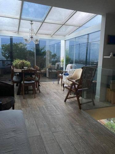 Imagem 1 de 25 de Cobertura, 100 M² - Venda Por R$ 1.270.000,00 Ou Aluguel Por R$ 10.000,00/mês - Vila Clementino - São Paulo/sp - Co0482