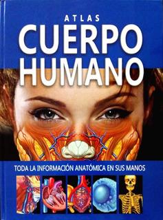 Libro De Anatomía Atlas Cuerpo Humano 1 Tomo Clasa