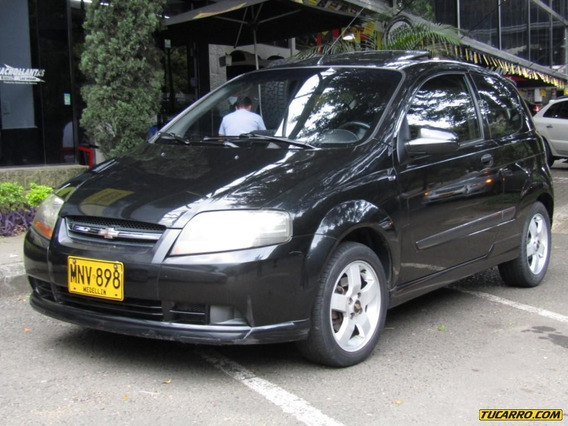 Chevrolet Aveo Emotion Gti 1600 Cc 3p