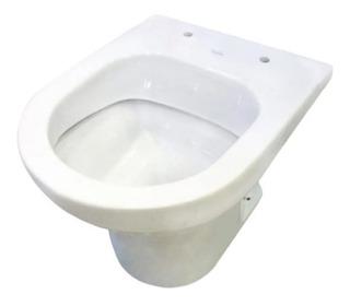 Inodoro Corto Veneto Blanco Sin Tapa Itcmj/b Ferrum Cuotas